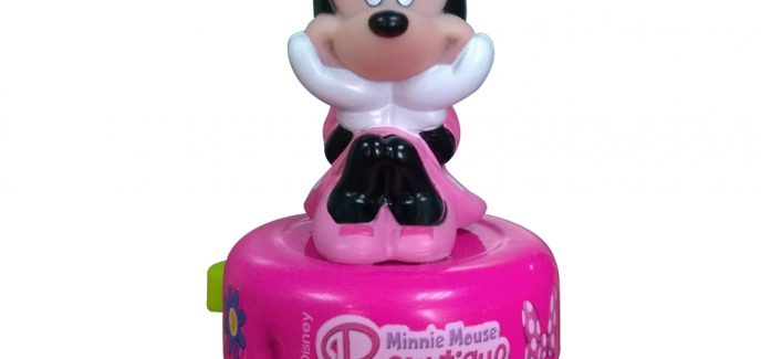 Minnie Myška Minnie 3D
